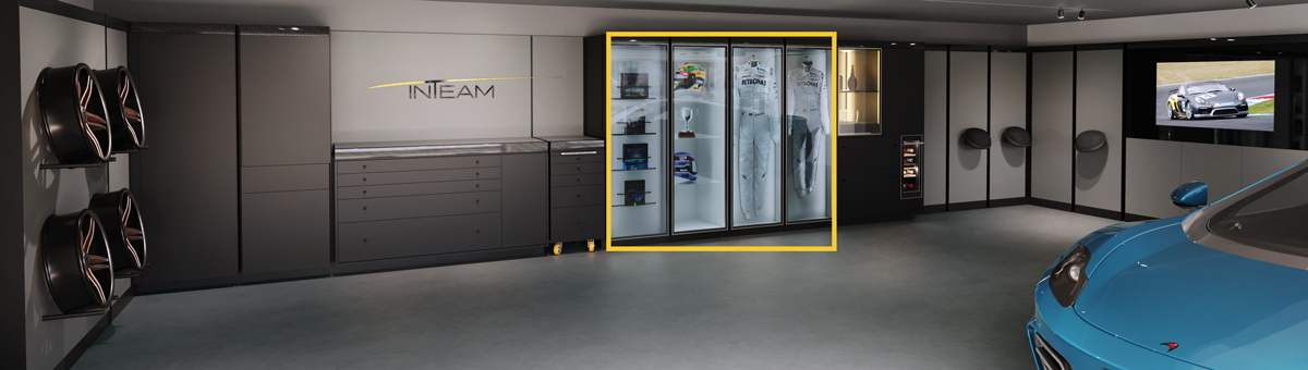 INTEAM™ GARAGE PRIVÉ PREMIUM espace design & collection